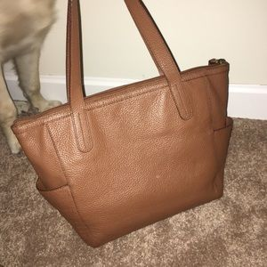 Fossil bag. used. it good condition!